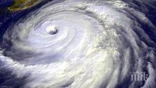 Тайфунът Шаншан отмени над 100 полета в Япония
