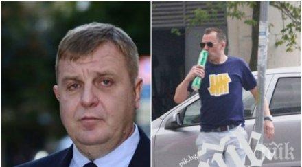 ШОУТО СРЕЩУ ПОЛИТИКАТА! Станимир Гъмов скочи на министър Каракачанов