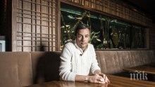 """Бойко Кръстанов рекламира нов сериал до звезди от """"Игра на тронове"""""""