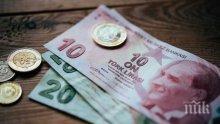 Кризата с турската лира започва да се отразява негативно на глобалните капиталови пазари