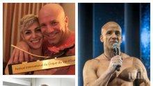 СТРАШНА ДРАМА! Световноизвестният акробат Енчо Керязов на косъм да изгуби ръката си! Върнаха го от Испания на носилка (СНИМКА)