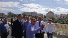 ПЪРВО В ПИК! Премиерът Борисов на изненадваща проверка във Варна - ето какво инспектира (СНИМКИ)