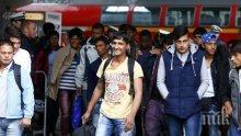 Кои европейски държави са приели най-много мигранти