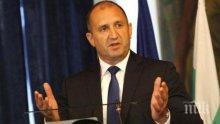 Румен Радев: Опитват да пришият Митьо Очите на служебното правителство