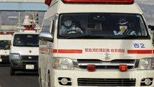 Трагедия! Девет загинали при падането на спасителния хеликоптер в Япония