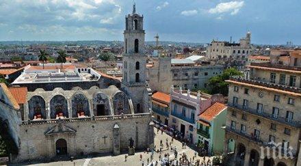 Властите в Куба се похвалиха с ръст на туризма от началото на годината
