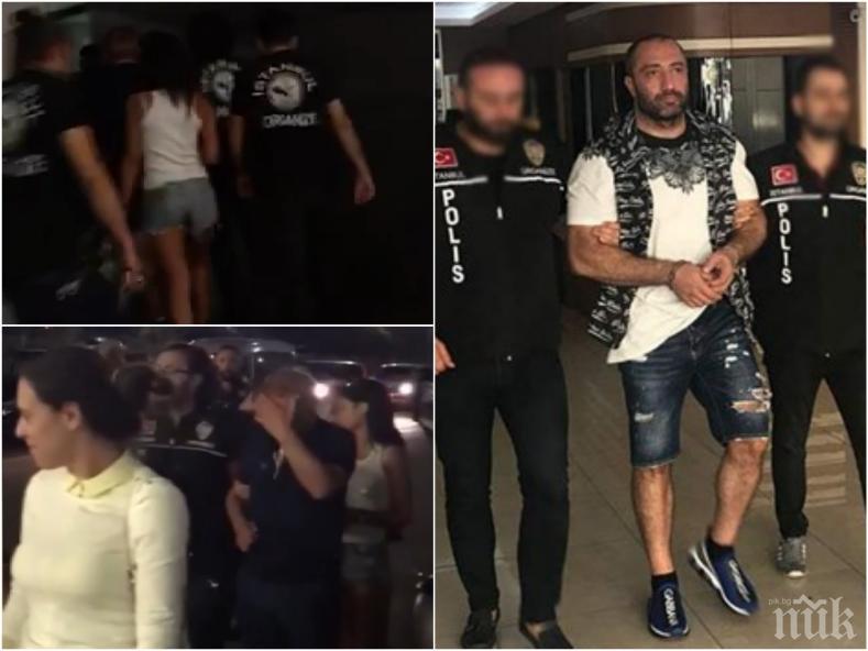 """ПЪРВО В ПИК! Прокуратурата влиза във фирмата """"Аркус-сигурност Бургас"""" на Бенчев и Очите"""