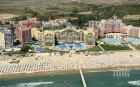 Концесионерът на Слънчев бряг - Централен не извършва строителни дейности на плажа
