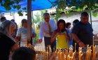 """Цветанов присъства на празнична литургия в манастира """"Света Богородица"""" в Арбанаси (СНИМКИ)"""