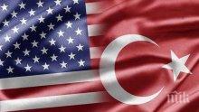 Турция заплашва да отговори на САЩ, ако наложат нови санкции