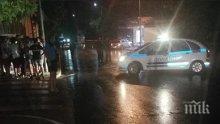 ИЗВЪНРЕДНО! Син на бивш икономически полицай помел младежите край Петрич (СНИМКА)