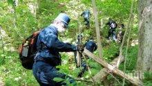 Чудо! Двегодишно японче оцеля след три дни самò в гора