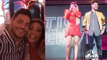 Джулиана Гани и Danny Levan прекратиха войната, певецът награди силиконката