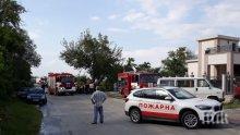 СТРАШНА ТРАГЕДИЯ! Загина един от пожарникарите, затиснати край Куклен (СНИМКИ/ВИДЕО)