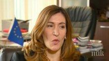 Министърът Ангелкова бистри в Бургас 12 винено-кулинарни дестинации