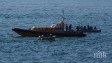 ОТ ПОСЛЕДНИТЕ МИНУТИ! Пострада един от водолазите, издирвали удавените деца в морето край Варна