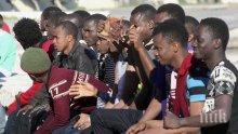 Безмилостно! Унгария отказва храна на бежанци, за да ги принуди да се върнат