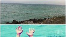 ОТ ПОСЛЕДНИТЕ МИНУТИ! Водолази възобновиха издирването на децата, паднали в морето край Варна