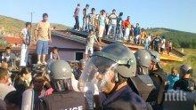 АКЦИЯ В ГЕТОТО! Удариха ромската мафия за скрап в Бургас