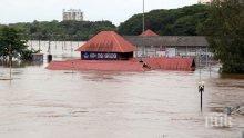 Жертвите на опустошителните наводнения в Керала достигнаха 164 души (СНИМКИ)