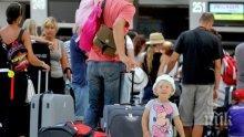 Близо 10 на сто ръст на приходите от чужди туристи