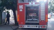 ИЗВЪНРЕДНО! Газова бутилка се взриви в къща в Бургас, дядо е с тежки изгаряния (СНИМКИ)