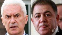 """СТРАШЕН СКАНДАЛ! Волен Сидеров попиля Николай Ненчев и му предложи да си смени цвета на косата! Адвокатите на лидера на """"Атака"""" се захващат с лъжите на БЗНС"""
