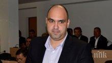 Общинския съветник Пейко Янков остава в ареста за участието си в групата на Очите