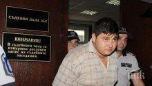 ИЗВЪНРЕДНО В ПИК! Прокуратурата върна в ареста циганина от Хасково, който наби полицай - ето как се пребори след скандалното решение на съда да го пусне