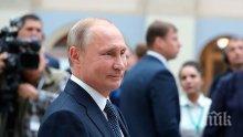 """Путин с горещ коментар за """"Северен поток 2"""" преди срещата с Меркел"""