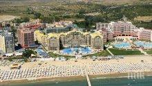 Строителни и изкопни дейности не са извършвани на плаж Слънчев бряг – Централен