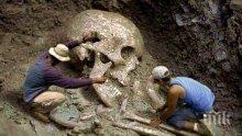 ЗЛОВЕЩО! Откриха човешки кости в къща в Козлодуй