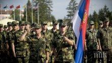 Сърбия обмисля връщането на задължителната казарма