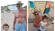 Волен и Волен 2 от плажа: Почиваме си без шумомери!