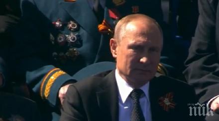 Путин пристигна в Австрия за сватбата на министърка