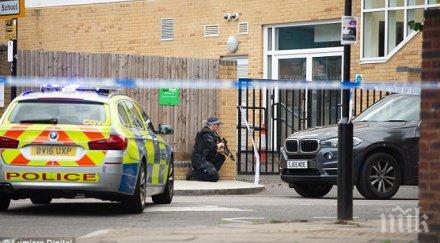 Трима ранени след стрелба в северозападен Лондон