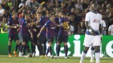Мач на Барселона от първенството може да се играе в САЩ
