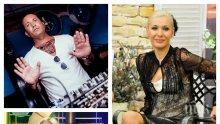 ЕКСКЛУЗИВНО В ПИК! Любовница на Димитър Тодоранов бута Гала от трона й - вижте коя е новата водеща в будоарното токшоу (СНИМКИ)