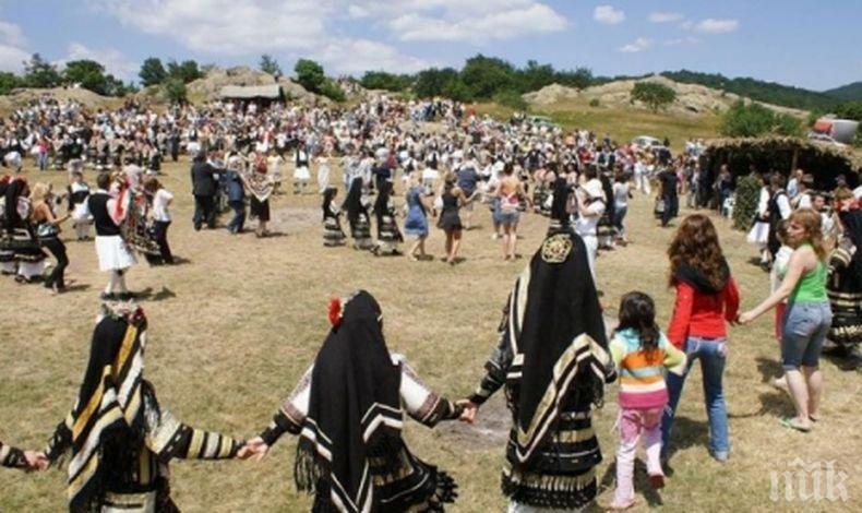 27-ият Национален събор на каракачаните в България ще се проведе край Сливен