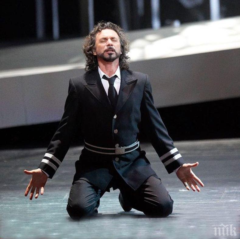 Звезден тенор пристига във Варна! Фабио Армилиато пее на оперна гала