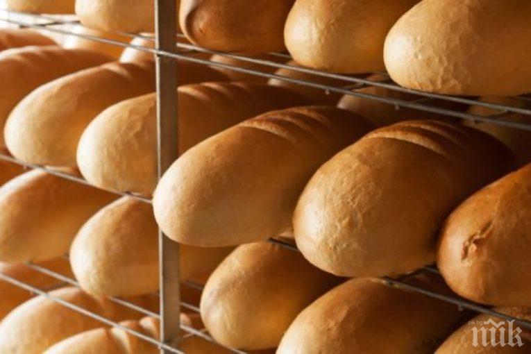 Грамажът на хляба едва ли ще намалее. Той е установен