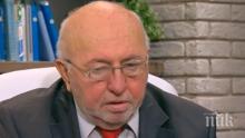 """Олимпи Кътев: Ако държавата вземе двореца """"Врана"""" и да напъди Царя, скоро там ще се настани някой от олигарсите"""