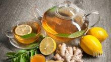 ВЪЛШЕБНО! Чай от джинджифил ускорява метаболизма и помага за отслабване