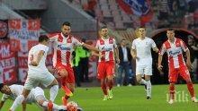 Цървена звезда за първи път в групите на Шампионска лига след уникална драма