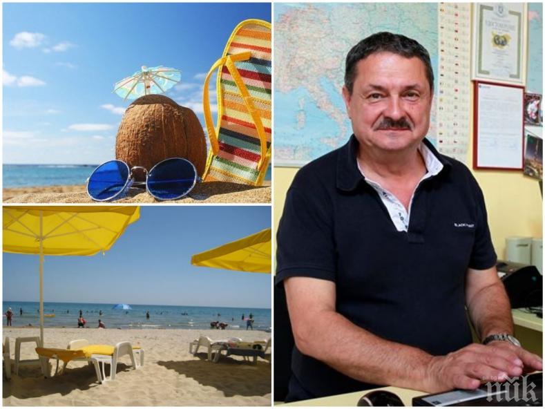 ГОРЕЩА ПРОГНОЗА! Топ климатологът проф. Георги Рачев разкри какво ще е времето през септември! Ето колко дни имаме още за плаж