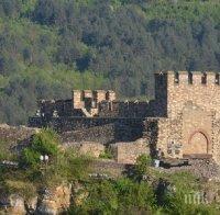 велико търново подготвя нова реставрация крепостта трапезица