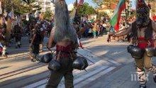 Китка от автентични фолклорни изпълнения взриви Приморско