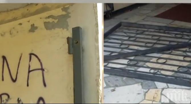 ТЕЖЪК ИНЦИДЕНТ! Метална решетка се стовари върху дете в оживен подлез във Варна