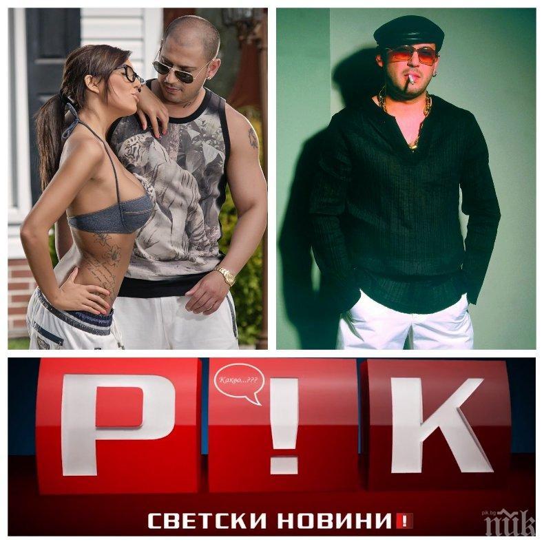 """ЕКСКЛУЗИВНО В ПИК TV! Нов арест за Ванко 1! Пловдивският рапър зад решетките с 10 жени, камери го следят денонощно - само в """"Жълтите новини"""""""