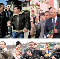 РАЗКРИТИЕ НА ПИК! Ето кой е червеният кмет на Карнобат Георги Димитров - синът му арестуван при акцията срещу олигарха от града Миню Стайков (УНИКАЛНИ СНИМКИ)
